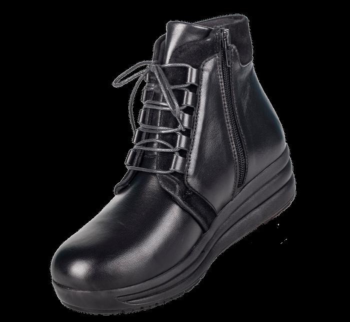 Зимние женские ортопедические ботинки 17-704 - 4