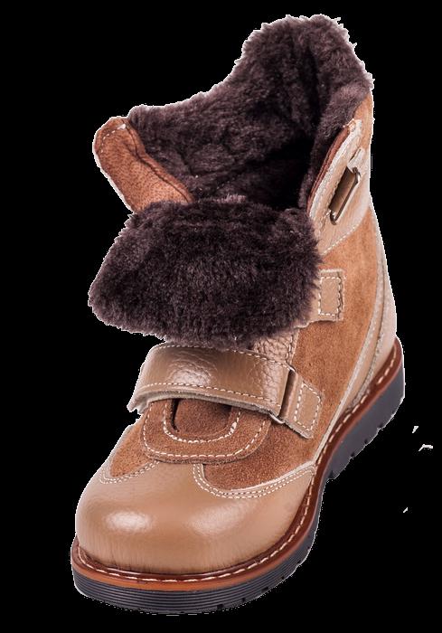 Ботинки ортопедические зимние Форест-Орто 06-7621 р. 21-30 - 4