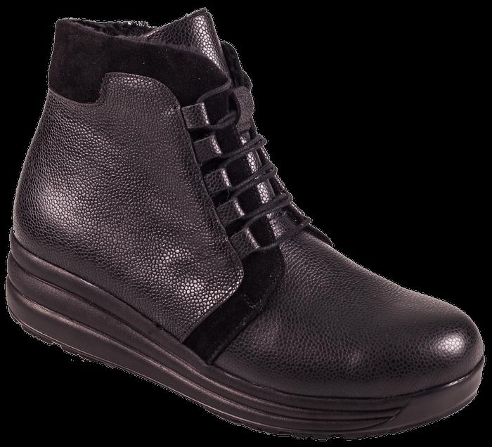 Женские ортопедические ботинки 17-104К - 2