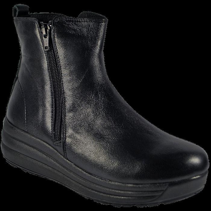 Зимние женские ортопедические ботинки 17-703 - 1