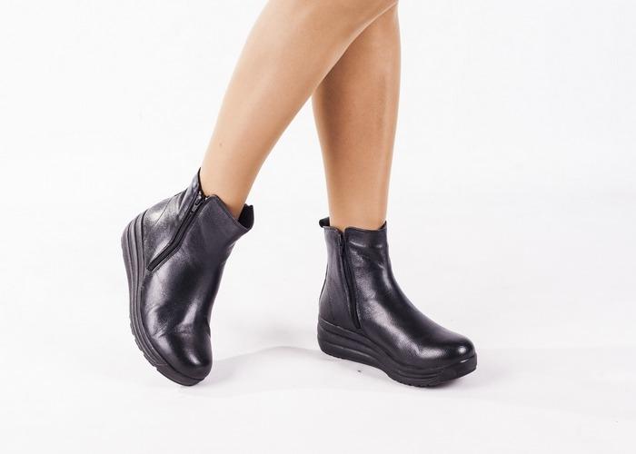 Зимние женские ортопедические ботинки 17-703 - 4