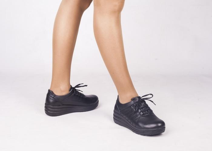 Женские ортопедические туфли 17-017К - 4