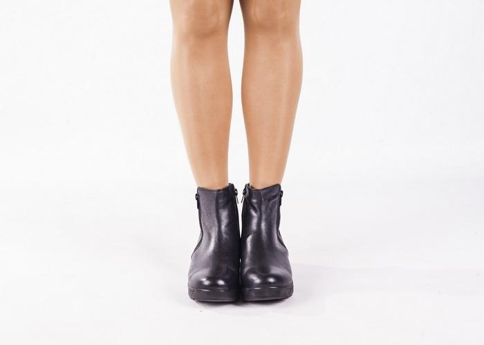Зимние женские ортопедические ботинки 17-704 - 6