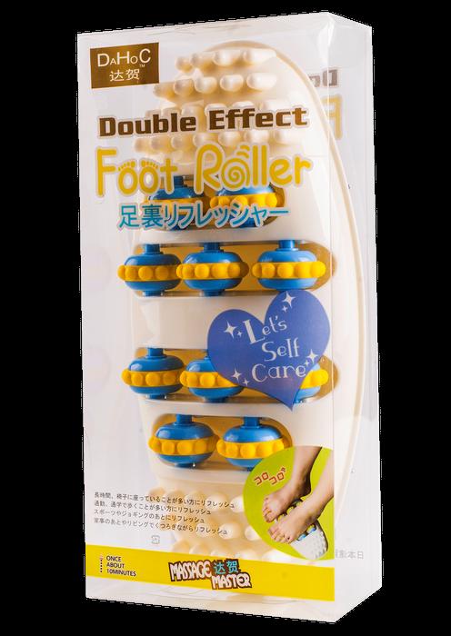 Роликовый массажер для стоп ORTEK Foot Roller - 4