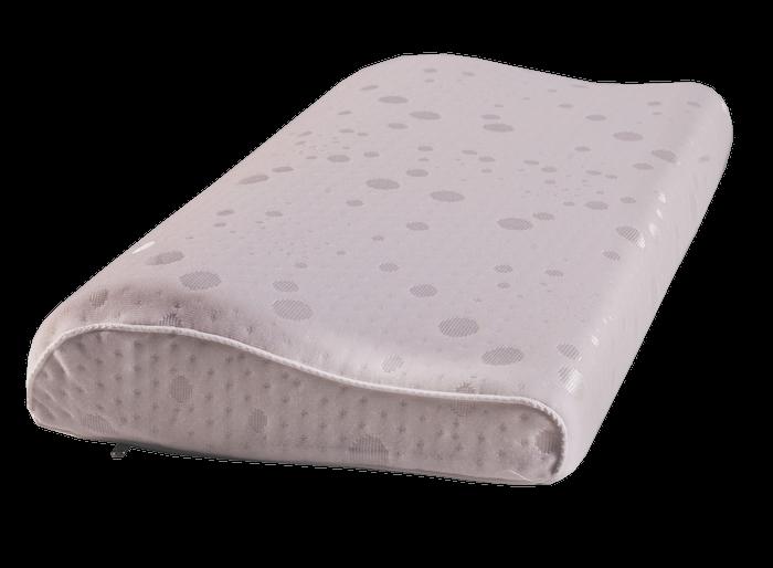 Ортопедическая подушка с эффектом памяти супермягкая (J2525) - 1
