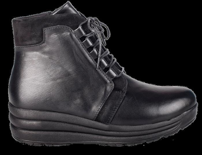 Зимние женские ортопедические ботинки 17-704 - 9