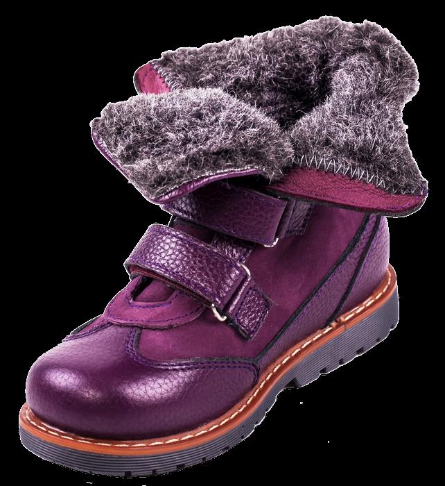 Ботинки ортопедические зимние Форест-Орто 06-760 р. 31-36 - 1