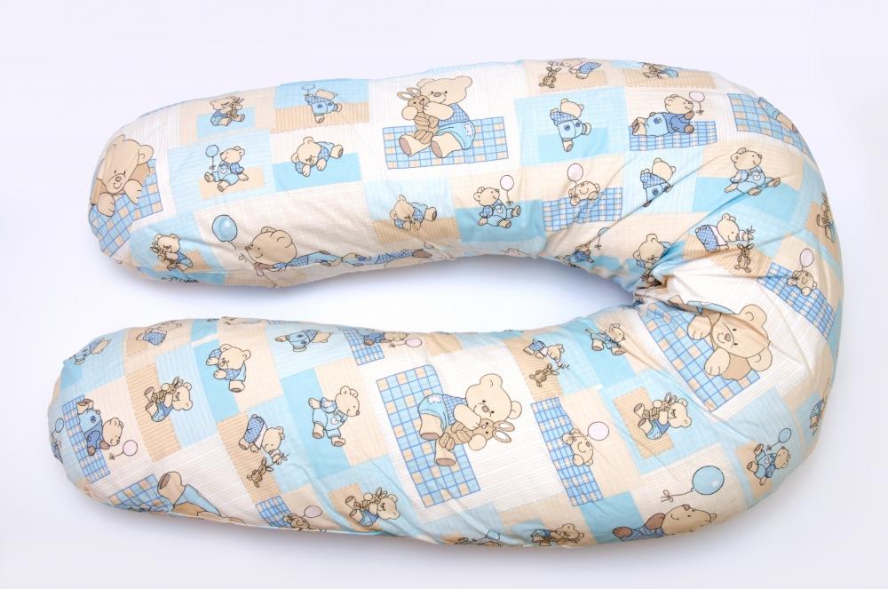 Наволочка на подушку для беременных и кормления ОП-15  - 1
