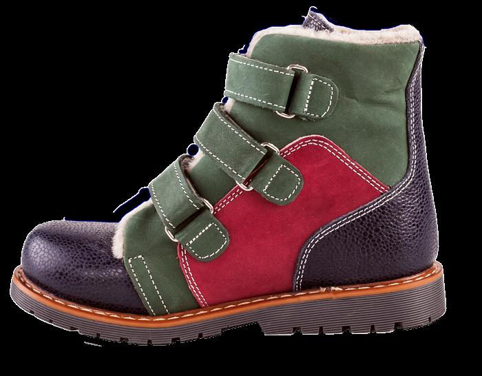 Ботинки ортопедические зимние Форест-Орто 06-753 р. 31-36 - 2