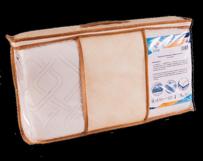 Трехслойная подушка с эффектом памяти ОП-03 (J2503) - 2