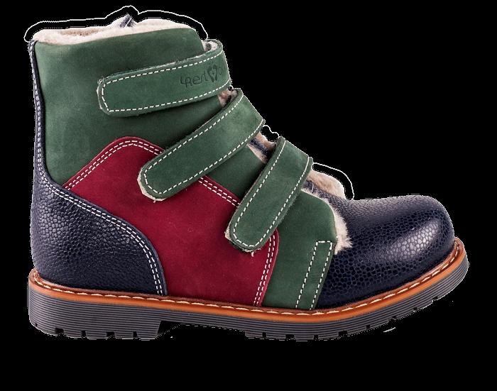 Ботинки ортопедические зимние Форест-Орто 06-753 р. 31-36 - 1