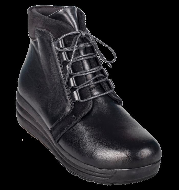 Зимние женские ортопедические ботинки 17-704 - 3