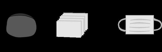 Антибактериальные фильтры (50шт) - 1
