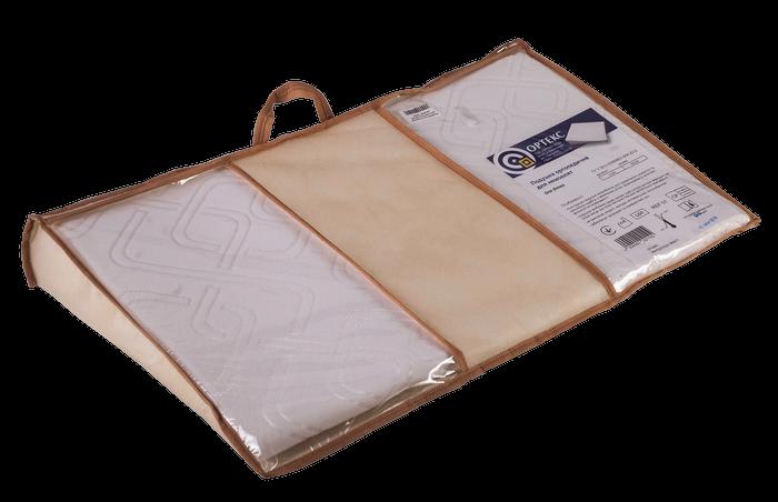 """Подушка для новорожденных с эффектом  памяти  """"Клин"""" ОП-20 (J2520) - 2"""