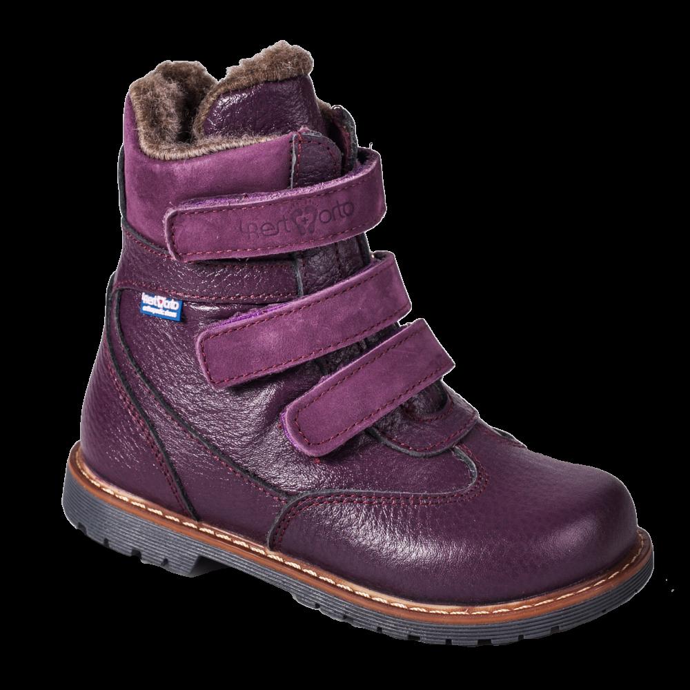 Ботинки ортопедические зимние Форест-Орто 06-760 р. 21-30 - 8