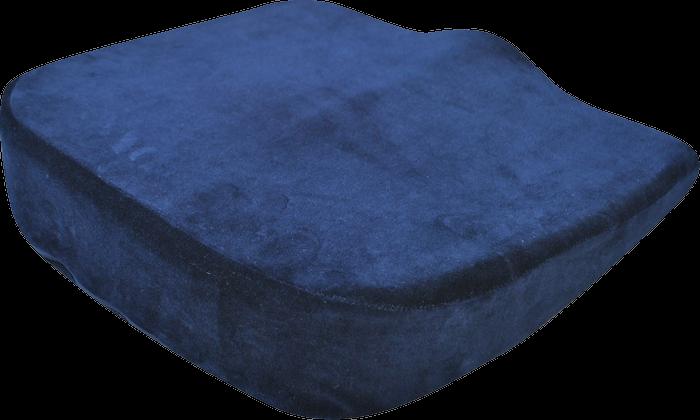 Ортопедическая подушка для сидения с эффектом памяти  (J2511) - 1