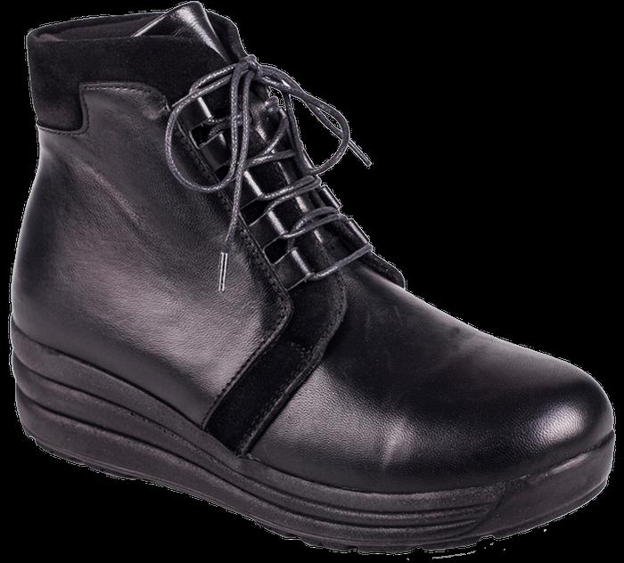Зимние женские ортопедические ботинки 17-704 - 2