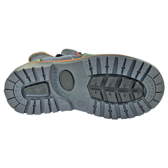 Ботинки ортопедические зимние Форест-Орто 06-753 р. 31-36 - 7