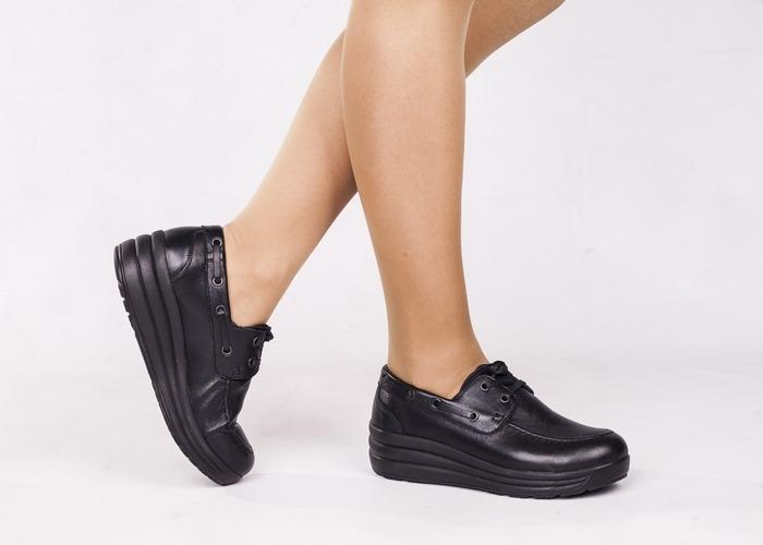 Женские ортопедические туфли 17-018 - 1