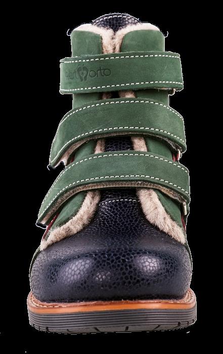 Ботинки ортопедические зимние Форест-Орто 06-753 р. 31-36 - 4