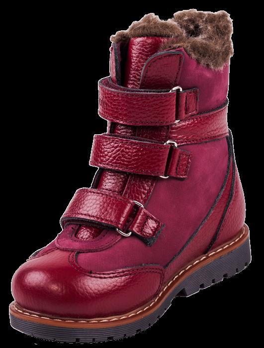 Ботинки ортопедические зимние Форест-Орто 06-757 р. 31-36 - 4