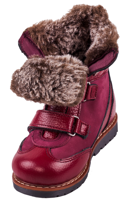 Ботинки ортопедические зимние Форест-Орто 06-757 р. 21-30 - 5