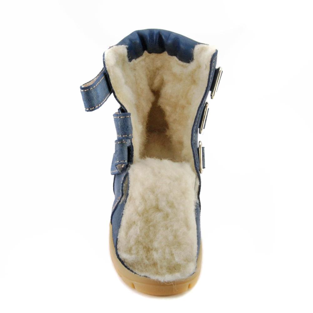 Ботинки ортопедические Ортекс с мехом Т-529 р-р 27-35 - 4