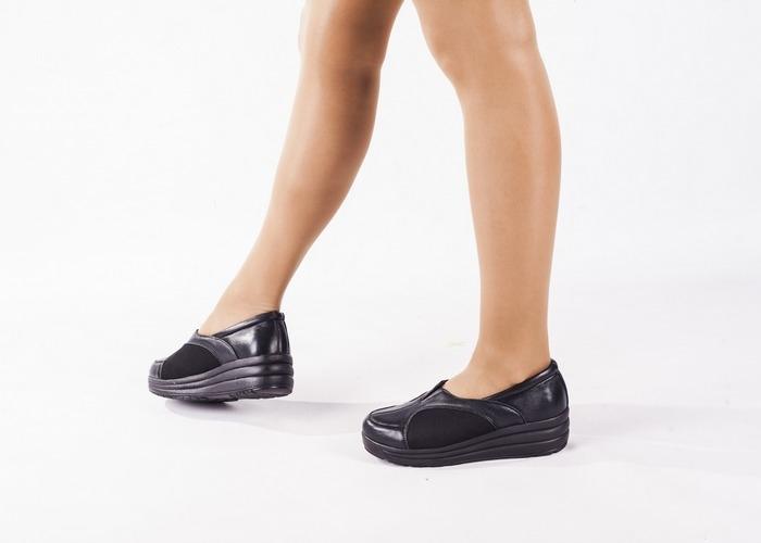 Женские ортопедические туфли 17-011 - 4