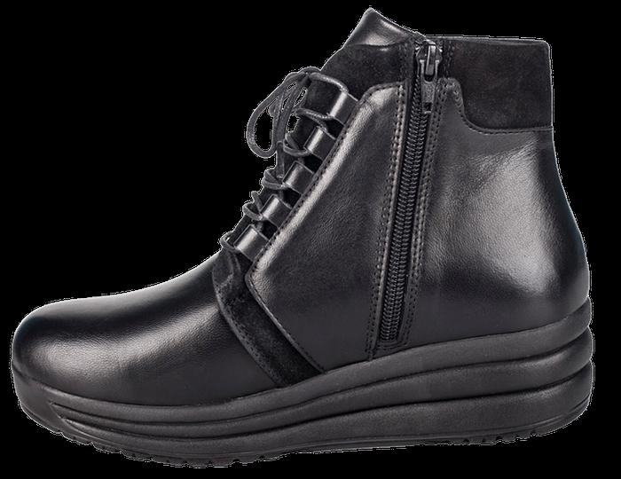 Зимние женские ортопедические ботинки 17-704 - 8
