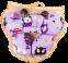 Детская анатомическая подушка для путешествий Travel (арт.J2302Travel) - 2