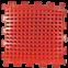 Коврик массажный Пазлы  Микс Шипы 1 элемент - 4