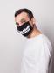 """Многоразовая защитная маска""""Улыбка джокера"""" + 50 фильтров   - 3"""